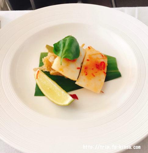 インドネシア料理の前菜