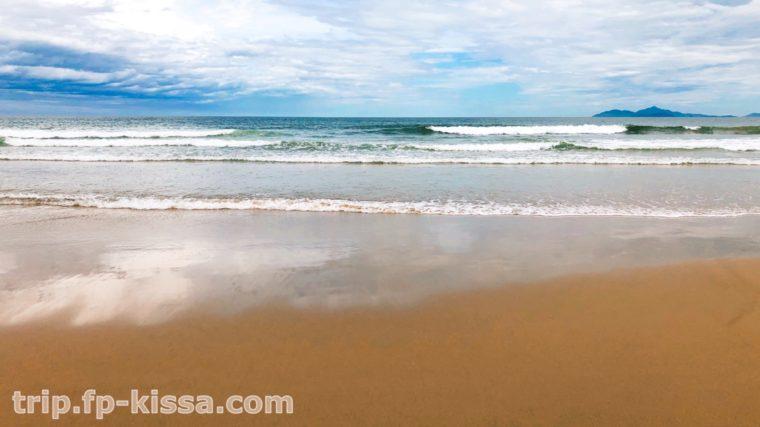 フュージョンマイアダナンの海ビーチ